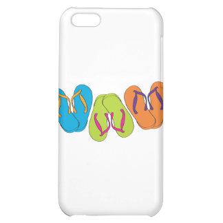 Flip Flops Case For iPhone 5C