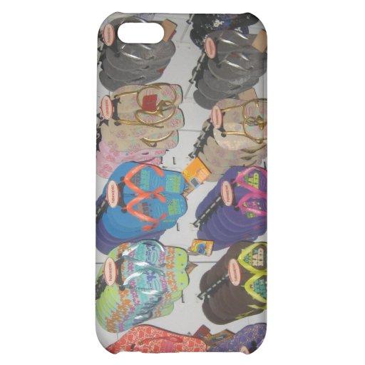 Flip-flops iPhone 5C Cases