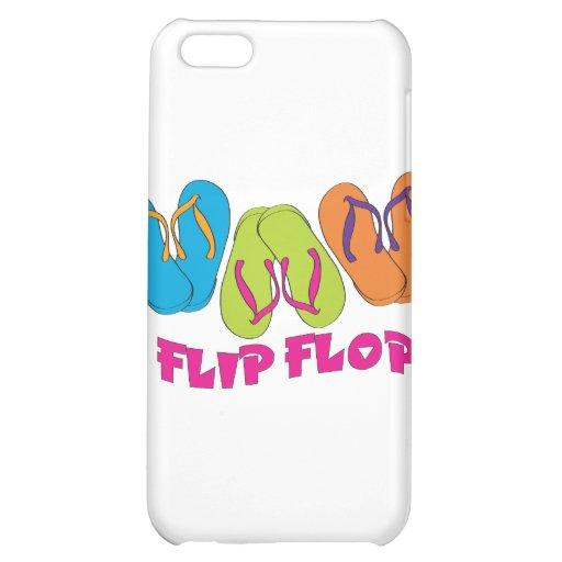 Flip Flops iPhone 5C Covers