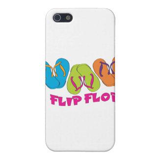 Flip Flops iPhone 5 Covers