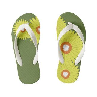 Flip Flops, Kids DAISY BURST Thongs