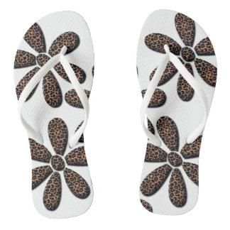 Flip Flops Leopard