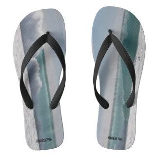 Flip Flops - Ocean Power Thongs