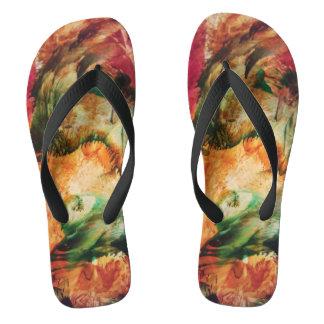 Flip-flops, summer, colorful, flip-flops, ladies, thongs