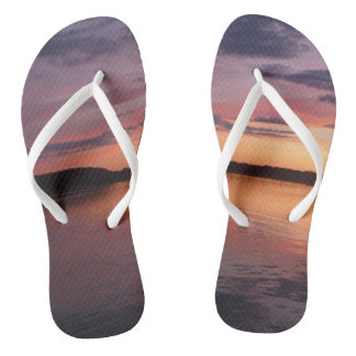 Flip Flops  Sunset Style