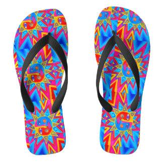 flip flops the sun