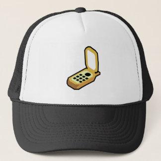 Flip Phone Trucker Hat