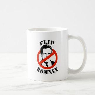 FLIP ROMNEY COFFEE MUGS