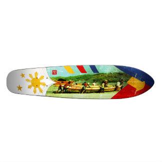 Flipboard Oldschool Custom Skate Board