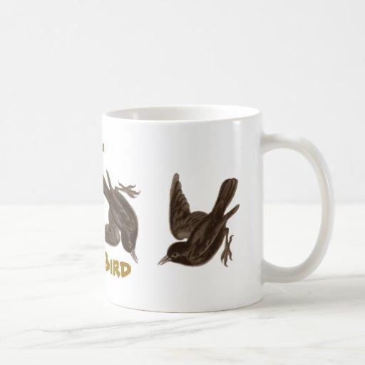 Flipping the Bird Coffee Mug