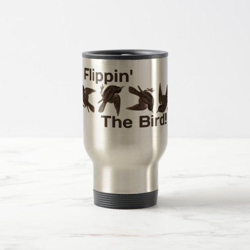 Flipping the Bird Mug
