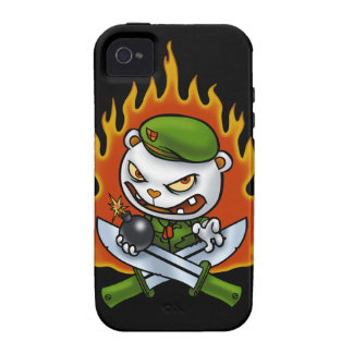 Flippy Fire! iPhone 4/4S Cases