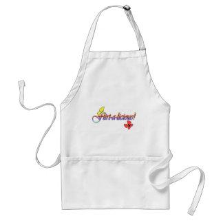 flirt-a-licious! standard apron