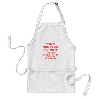 flirt apron