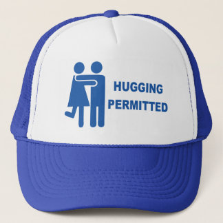 Flirt cap HUGGING PERMITTED mandator