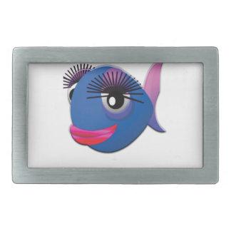 flirt fish belt buckle