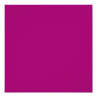 Flirt Purple Background Photo Print