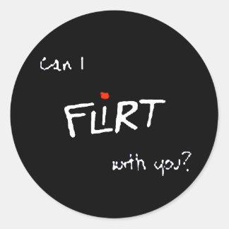 Flirt Stickers