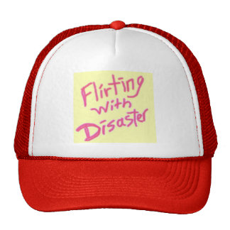 Flirting with Disaster Cap Mesh Hats