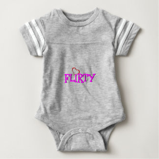 Flirty Baby Bodysuit