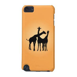 Flirty Giraffe iPod Touch 5G Covers