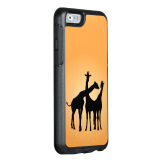 Flirty Giraffe OtterBox iPhone 6/6s Case