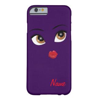"""Flirty Girl"" MONOGRAM IPhone 6/6S CASE"