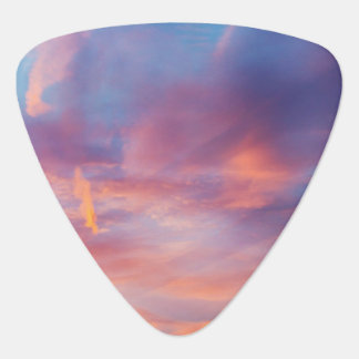 flirty sky guitar pick