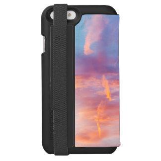 flirty sky incipio watson™ iPhone 6 wallet case