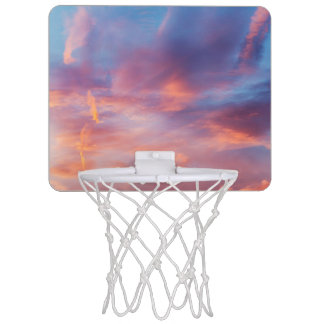 flirty sky mini basketball hoop