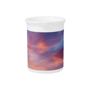 flirty sky pitcher
