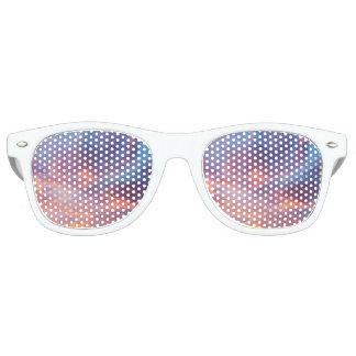 flirty sky retro sunglasses