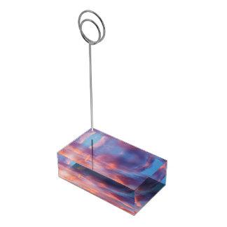 flirty sky table card holders