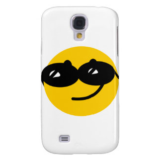 Flirty sunglasses smiley face samsung galaxy s4 covers