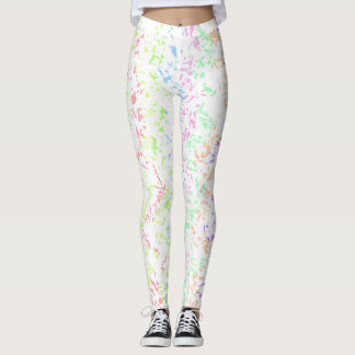 FLITTER WAVE LEGGINGS