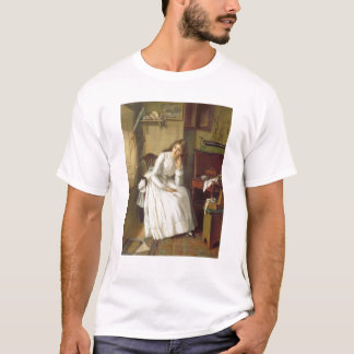 Flo Dombey in Captain Cuttle's Parlour T-Shirt