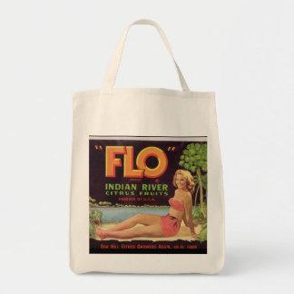 flo shopping tote