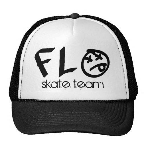 Flo Skate Team Signature Hat