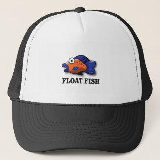 float fish trucker hat