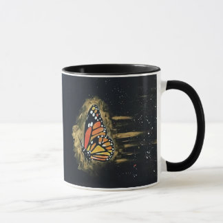 Float like a Butterfly Sting like a Bee Mug