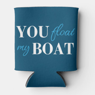 Float my boat can cooler