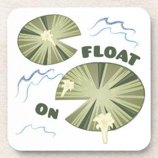 Float On Beverage Coasters