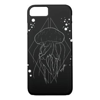 FLOAT Phone Case - Jellyfish Illustration