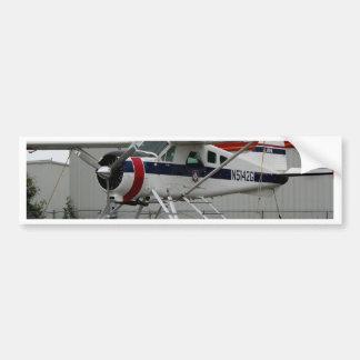 Float plane 24, Lake Hood, Alaska Bumper Sticker