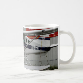 Float plane 24, Lake Hood, Alaska Coffee Mug