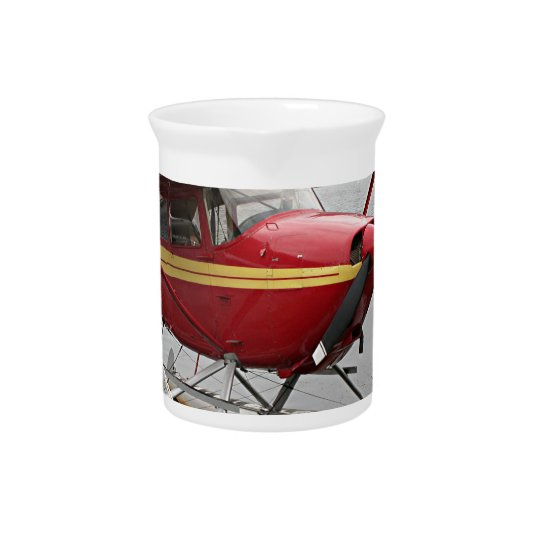 Float Plane Lake Hood  22 Beverage Pitcher