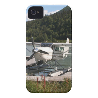 Float plane, Trail Lake, Alaska 2 iPhone 4 Case-Mate Cases