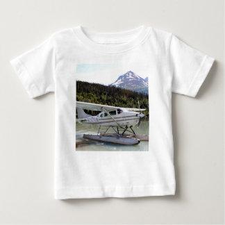 Float plane, Trail Lake, Alaska 3 Baby T-Shirt