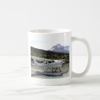 Float plane, Trail Lake, Alaska 3 Coffee Mug