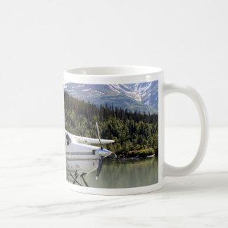 Float plane, Trail Lake, Alaska 3 Coffee Mug